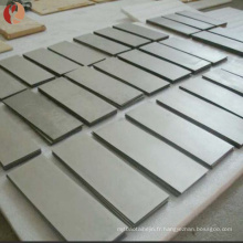 Ro5200 tantale fabricants de plaques d'alliage de tantale