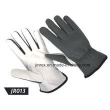 Werbeartikel Leather Mechanics Working Construction Safe Hand Handschuh