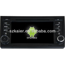 Система DVD-плеер автомобиля андроида для AUDI A4 с GPS,есть Bluetooth,3G и iPod,игры,двойной зоны,управления рулевого колеса