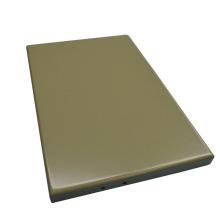 new 3d aluminum stnoe grain wall board