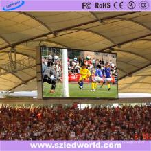 Exposição óptica de exposição interna do diodo emissor de luz da cor completa do estádio do arrendamento P4.81 para anunciar (CE, RoHS, FCC, CCC)