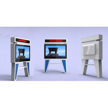 47inch Outdoor Air Conditioner LCD Display