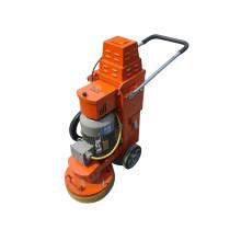 Amoladora de superficie de piso epoxi de hormigón y máquinas de pulido