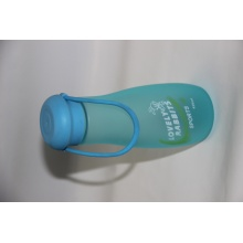Portable fashion water bottle