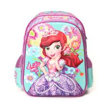 Hot Selling Cute Back Pack 3D Kids Cartoon Backpack School Bags Girl