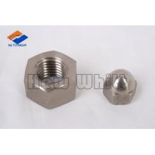 tuerca hexagonal de titanio gr5 DIN 934