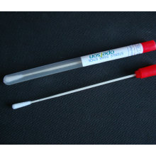 Medical Transport Swab with Flocked Tip