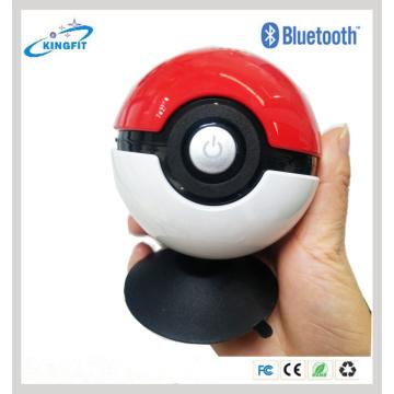 Altavoz vendedor caliente de la radio de Bluetooth FM del altavoz de Pokemon