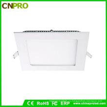 Дешевой цене квадратной формы свет панели СИД 18W