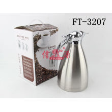 Stainless Steel Keep Warm Double Wall Kettle (FT-3207-XY)