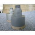 factory supply 56mm sintered taper-shank drill bit(more photos)