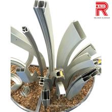 Perfis de alumínio / alumínio da janela / porta de alumínio 6063 para a máquina