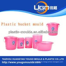 Molde plástico de la cesta de la alta calidad fabricante del molde de la inyección en taizhou zhejiang China