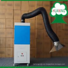 colector de polvo portátil del humo de la soldadura / extractor del humo de la soldadura / purificadores del humo de la soldadura