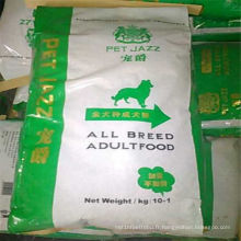 Aliments pour chiens secs biologiques 20kg