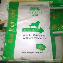 Comida orgânica de cachorro seco 20 kg