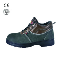 industrial construction steel toe cap safety shoes