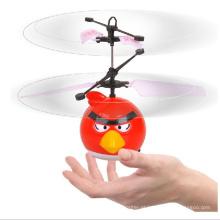 Quente venda Quadcopter quadro 2.4g 4ch RC Quadcopter pássaro rc helicóptero voar muito tempo de vôo RC pássaro voando