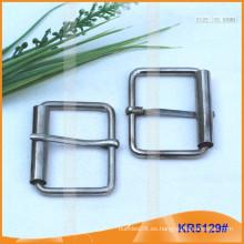 Tamaño interior 35mm Metal Hebillas para zapatos, bolsa o cinturón KR5129