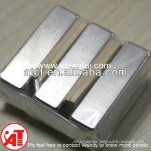 Neodymium block magnets N48 N52