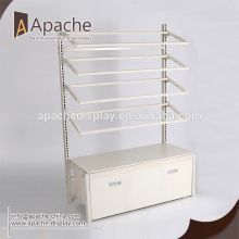 Special Design for for Display Rack,Display Shelves,Product Display Rack Manufacturers and Suppliers in China Bakey store display stand export to Mali Exporter
