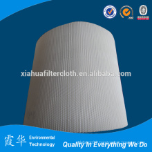 The desulfurization filter cloth in rolls