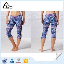 OEM Service Capri Yoga Pantalon En Gros Femmes Sportswear Fabricant