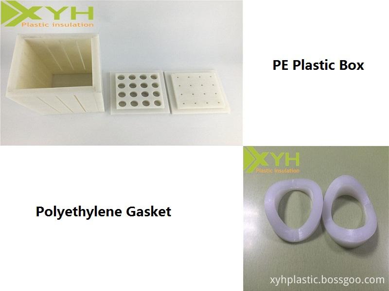White Polyethylene Sheet
