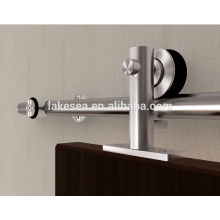 Made In China Stainless Steel Barn Sliding Door Hardware With Soft Close Damper For Door Hardware