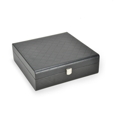 Wooden Clamshell Cosmetic Rigid Gift Box