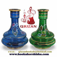 Fashionable Big Size Multicolor Hookah Bottle