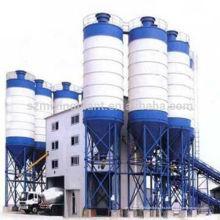 Горячая продажа HZS240 полностью автоматическая готовая смесь для смешивания цемента с почвой на складе