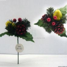 Пластиковые декоративные елки доллар, украшения,Рождество берет