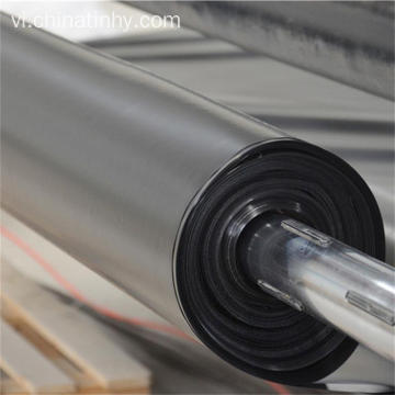 Bể bơi 3 mm HDPE Toughened Geomembrane liner