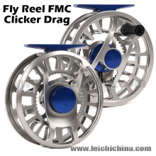 Clicker Drag CNC Fly Fishing Reel