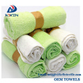 6pcs 10x10in Ultra Soft 100% Organic Bamboo Baby Washcloths towels
