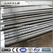 astm a53 / a106 gr.b carbone sans soudure en acier prix des tuyaux