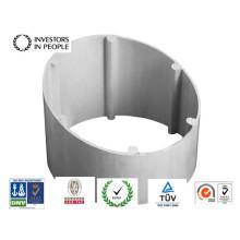 Perfil de extrusão de alumínio / alumínio de mobiliário