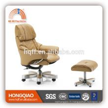 (SS) CM-B11AS chaise de bureau en cuir chaise de bureau avec repose-pieds chaise de loisirs