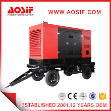 Good quality competitive price offer 160kw water cooled diesel engine high power brushless electric generator