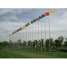 Manufacturer Galvanized Steel Flag Pole