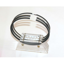 DLC Diesel engine piston ring