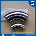 ASTM / DIN sanitario din 11850 serie 2 codo soldado