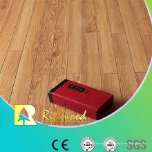 12 mm E0 HDF AC4 en relieve Hickory Impermeable suelo laminado
