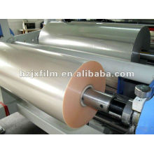 Mylar film laminated for plastic bags