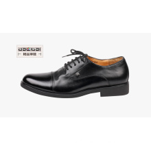 China wholesale genuine leather italian new mens flat sole shoes