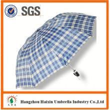 Günstigen Preisen!! Fabrik Supply Mode süß 3 Fach Regenschirm mit krummen Griff