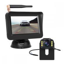 Wireless Car Camera with 4.3inch Car Monitor