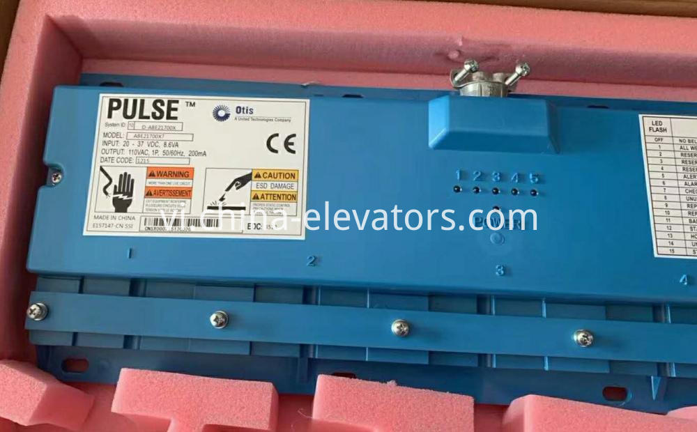 Coated Steel Belt Monitoring Systems for OTIS Elevators ABE21700X7