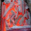 Carbón blanco de Binchotan para el Bbq